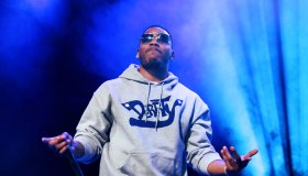 Nelly Performing at Liverpool Guild of Students