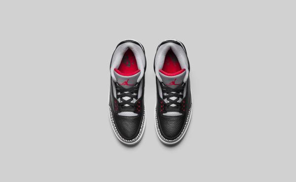 Air Jordan 3 2018 Black Cement 5