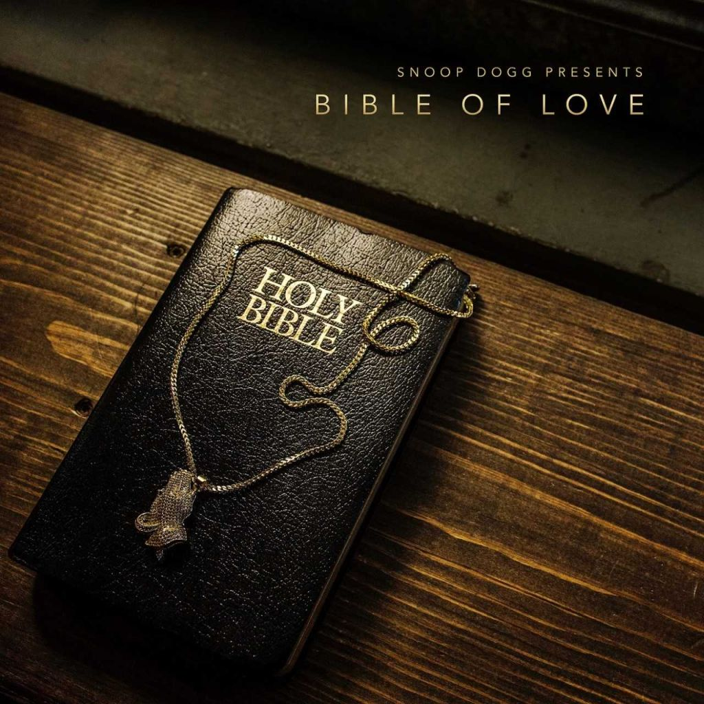 Snoop Dogg Bible of Love LP