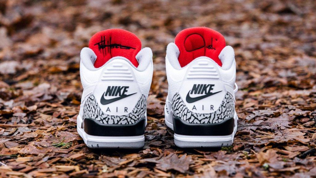JT Nike Jordan III's