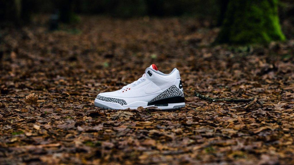 Nike Jordan III Justin Timberlake 3