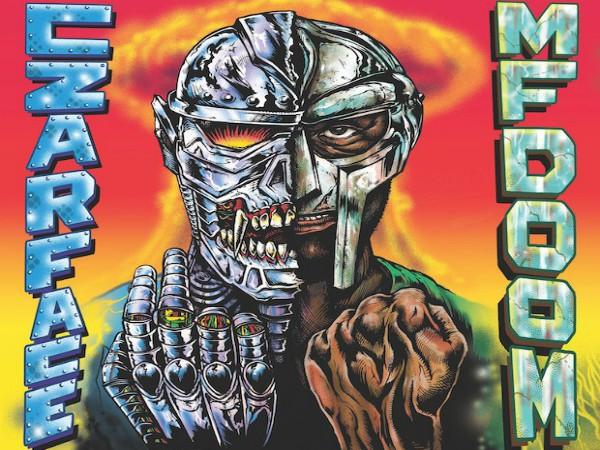 Czarface Meets Metalface! LP Cover