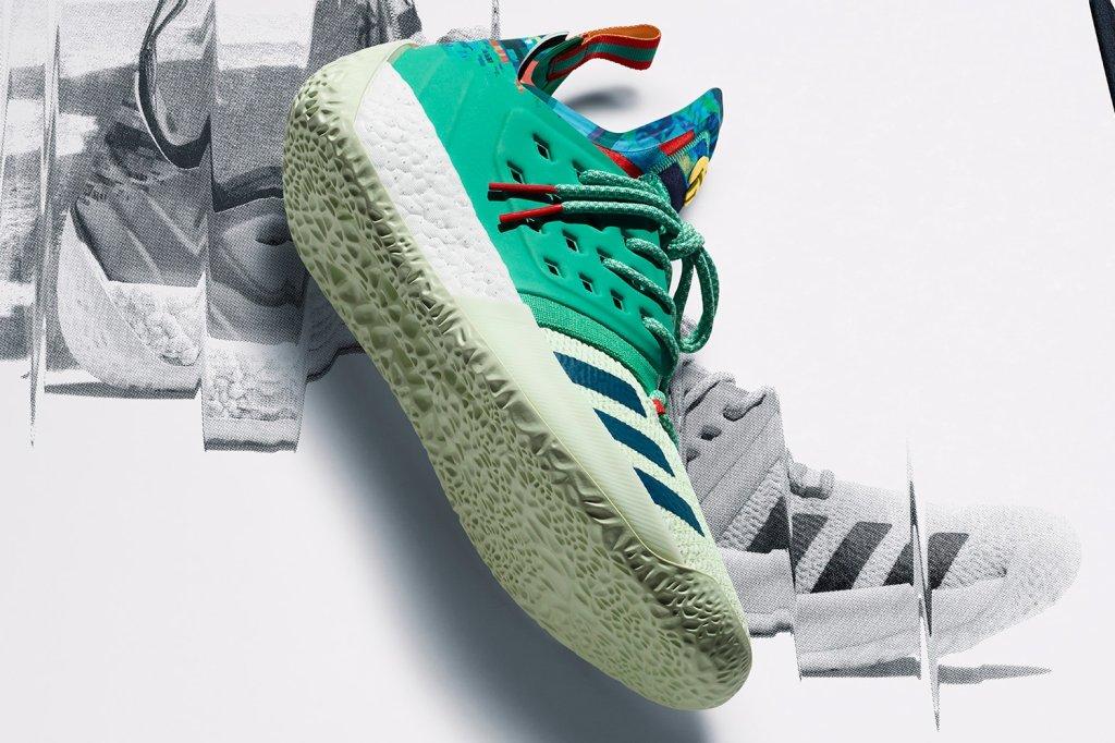 Adidas Reveals The Harden Vol.2