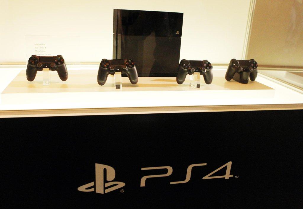 PlayStation summer showcase in Mayfair