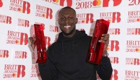 The Brit Awards Winners Room