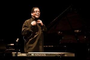 Herbie Hancock Performs In Berlin