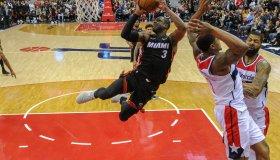 NBA: MAR 06 Heat at Wizards