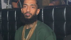 Nipsey Hussle Album Release Party for 'Victory Lap'