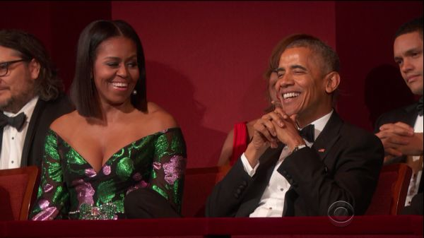 The 39th Annual Kennedy Center Honors as seen on CBS.