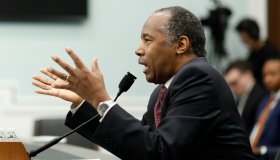 Housing And Urban Development Secretary Ben Carson Testifies To House Committee On Department's Budget