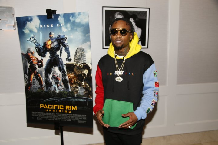 Vince Staples Hosted Special Screening of 'Pacific Rim: Uprising' In West Hollywood