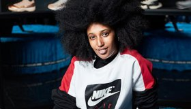Julia Sarr-Jamois of Nike Unlaced Boutique