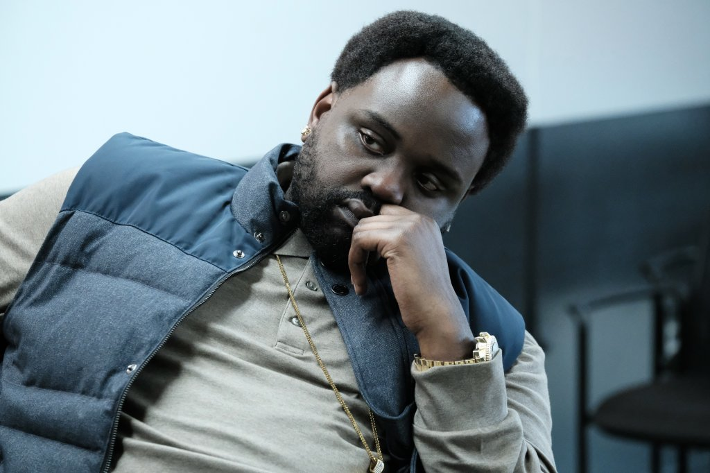 Brian Tyree Henry as Alfred Miles aka Paperboi 2