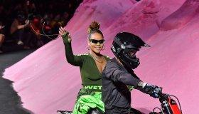 Fenty Puma By Rihanna - Runway - September 2017 - New York Fashion Week