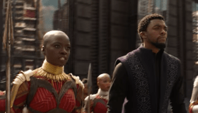 Avengers: Infinity War Okoye & T'Challa