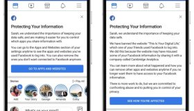 Facebook To Notify Users If Their Data Was Stolen