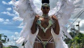 Kasi Bennett Jamaica Carnival