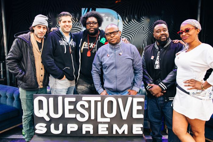 Questlove & Scarface Pandora Podcast 7