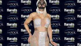 Blac Chyna Hosts The Pool After Dark