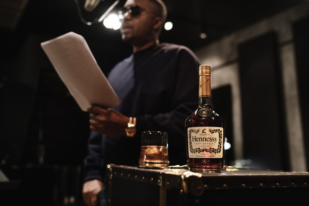 Hennessy Major Taylor Wild Rabbit campaign 3
