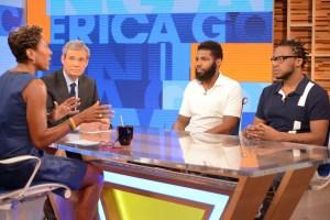 ABC's 'Good Morning America' - 2018