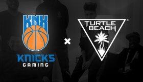 Knicks Gaming x Turtle Beach Announce Partnership