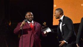 60th Annual GRAMMY Awards - Premiere Ceremony