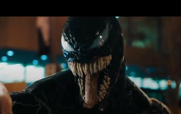 Tom Hardy Venom Trailer
