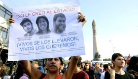 MEXICO-CRIME-STUDENTS-PROTEST