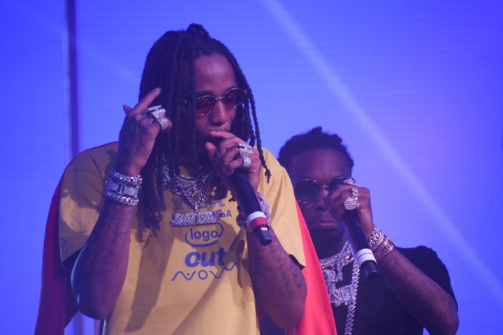 Cardi B & Migos at Drai's Nightclub 8