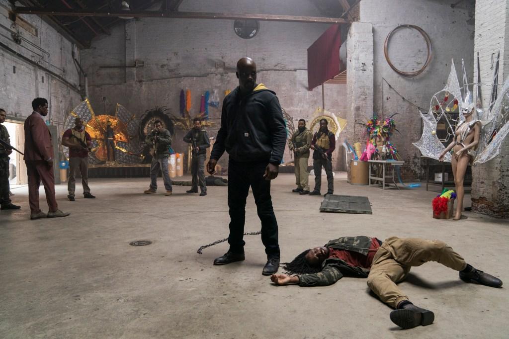 Marvel's Luke Cage season 2