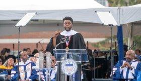 Chadwick Boseman at Howard 4
