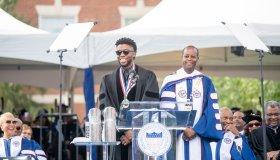 Chadwick Boseman at Howard 3