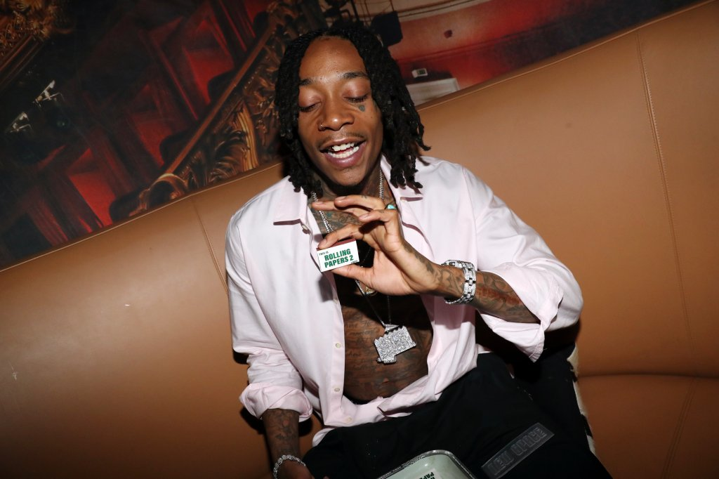 Wiz Khalifa's 'Rolling Papers 2' Album Listening Session