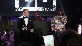 Party In Honour Of John Travolta's Receipt Of The Inaugural Variety Cinema Icon Award - The 71st Annual Cannes Film Festival