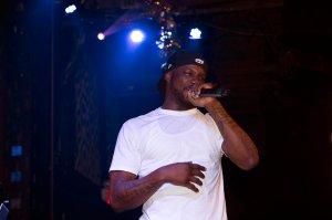 Jay Rock In Concert