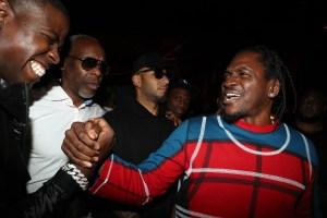 Pusha T 'Daytona' Album Listening Party