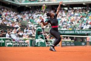 2018 French Open Tennis Tournament. Roland Garros. Paris. France.