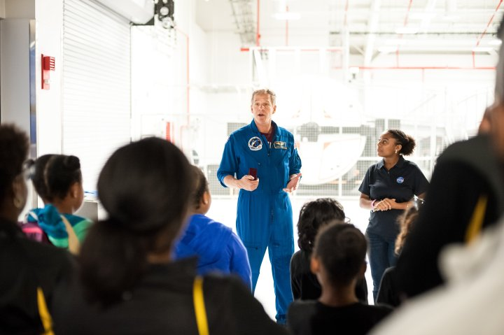 Disney's SOLO: A 'Star Wars' Story Hosts Kennedy Space Center Trip for Black Girls Code & Organization of Black Aerospace Professionals