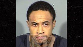 Orlando Brown Las Vegas mugshot