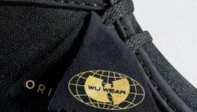 CLARK'S ORIGINALS WU-WEAR WALLABEE