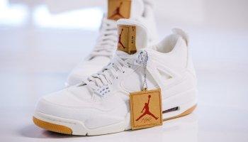 Levi's x Air Jordan IV