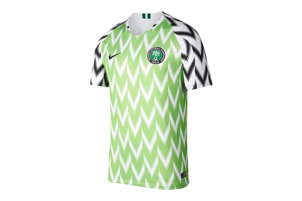 NIGERIA FOOTBALL WORLD CUP FIFA COLLECTION