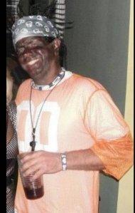 Hal Patton Blackface
