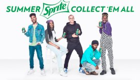 SPRITE THE FRESH FACES COLLECTION