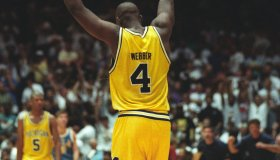 1993 NCAA Basketball Tournament - Second Round - Tucson