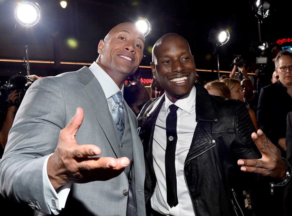 Premiere Of Universal Pictures' 'Furious 7' - Red Carpet