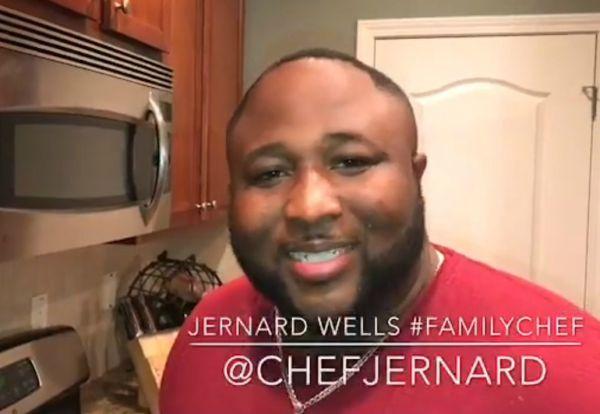 Chef Jernard Wells