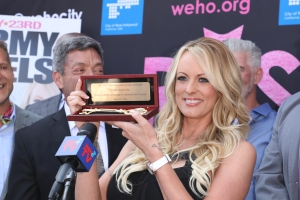 Stormy Daniels Receives Key to the City of West Hollywood