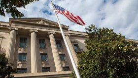 U.S. Department of Justice Building